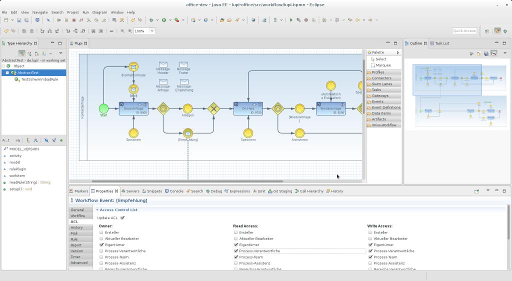 Imixs-Workflow 4.0